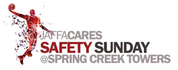 JaffaCares Safety Sunday